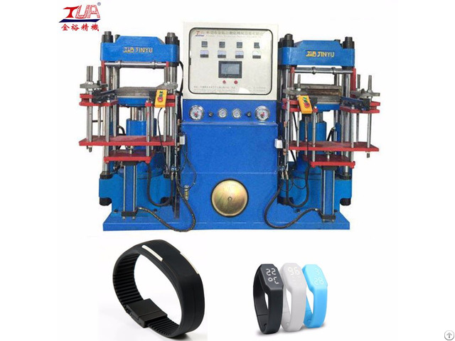 Silicone Rubber Wristband Making Machine Suppliers