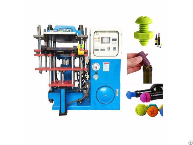 Hydraulic Machine Of Silica Gel Wine Bottle Stopper