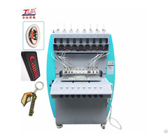 Pvc Keychain Automatic Making Machine Of Production Line