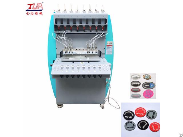 Auto Garment Label Making Dispensing Machine