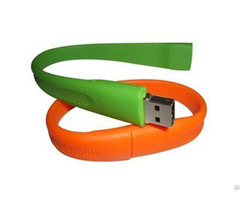 Silicone Usb Wrist Band Molding Bpa Bps Pthalates Lead Free