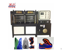 Durable Kpu Sport Shoes Upper Making Machine