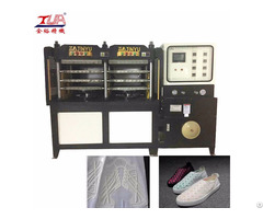 Kpu Shoe Cover Making Molding Machine Equipment
