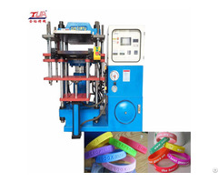 A Large Amount Of Supply Silicone Wristband Machine