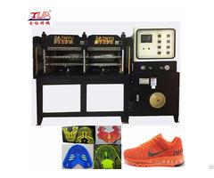 Easy To Operate Of Kpu Shoe Equipment Making Machine