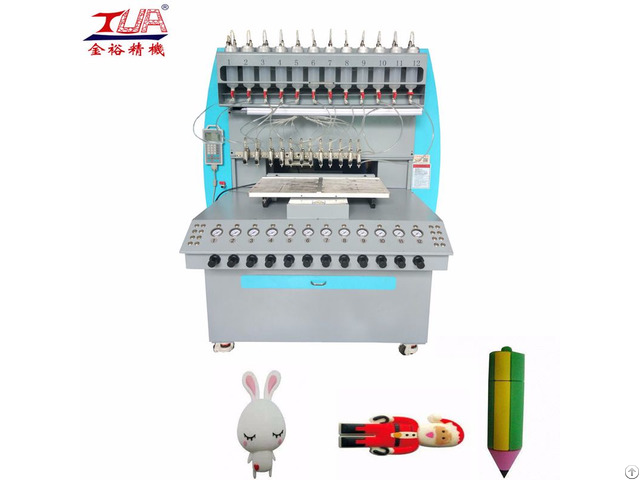 Pvc Usb Case Of Dispensing Machine