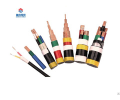 Fire Resistant Power Cable With Pvc Insulation Or Xlpe Resulation