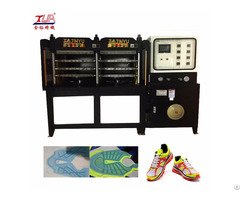 Sturdy And Beautiful Kpu Shoes Upper Making Machine