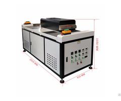 Pvc Plastic Shoes Sole Baking Oven Machine