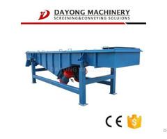 High Quality Metallurgy Powder Linear Vibrating Screen