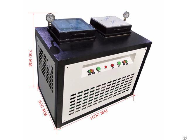 Can Be Customized Liquid Silicone Material Vacuum Machine