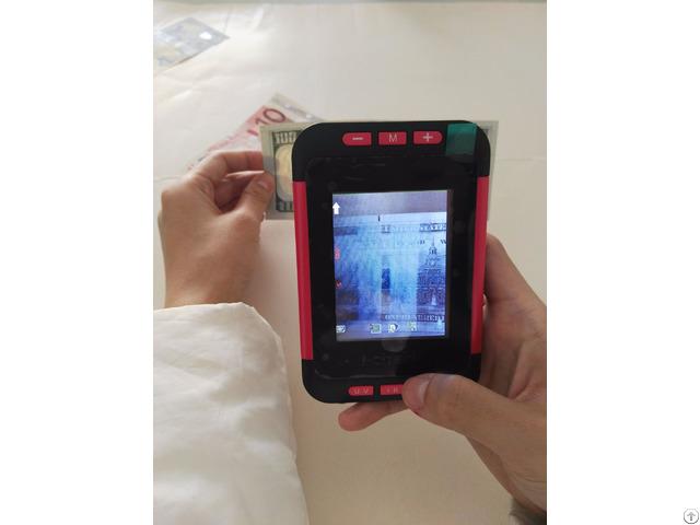 Handheld Infrared Money Detector