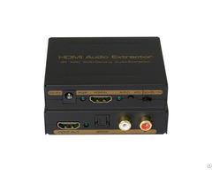 4k Arc Edid Hdmi Audio Spdif R L Extractor