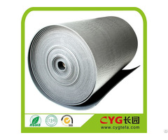 Reflective Aluminum Foil With Pe Foam For Roofing Insulation