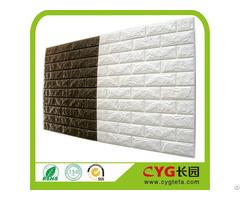 3d Pe Foam Wallpaper