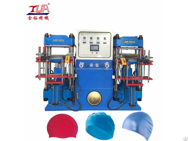 Durable Silicone Swimming Cap Hydraulic Press Machine