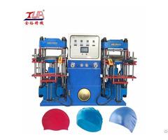 Durable Silicone Swimming Cap Hydraulic Press Machine