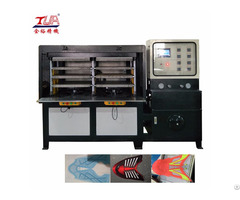 Kpu Sport Shoe Surface Molding Machine Equipment