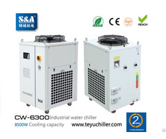 S And A Industrial Water Chillers Cw 6300 Support Modbus Communication