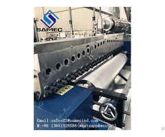 Oem Tpr Tpe Carpet Backing Machine