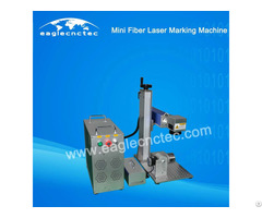Small Fiber Laser Engraver Marking Machine Manufacturer