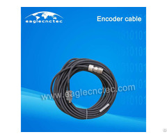 Servo Encoder Cables Assembly Line With Connector Price