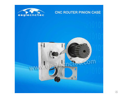 Cnc Router Drive Pinion Case Assembly Kit Tooth Gear Box