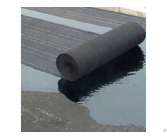 Water Proofing With Gilsonite