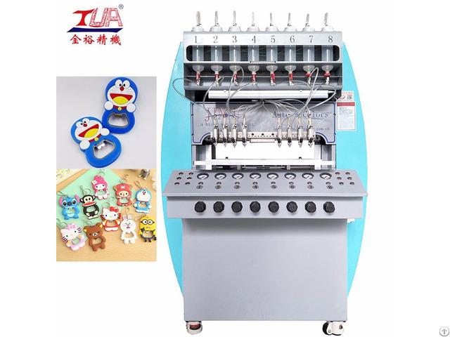 Silicone Bottle Opener Dispensing Machine