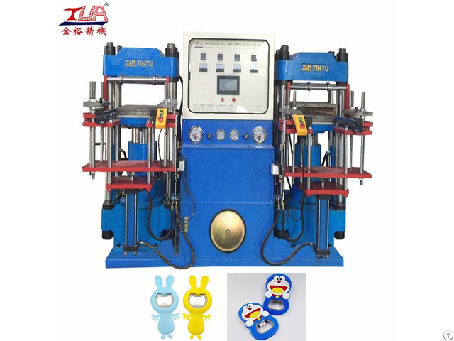 Silicone Bottle Opener Making Machine