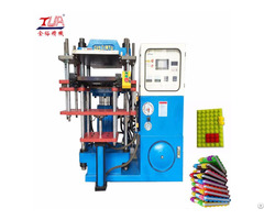 Silicone Book Cover Molding Machine