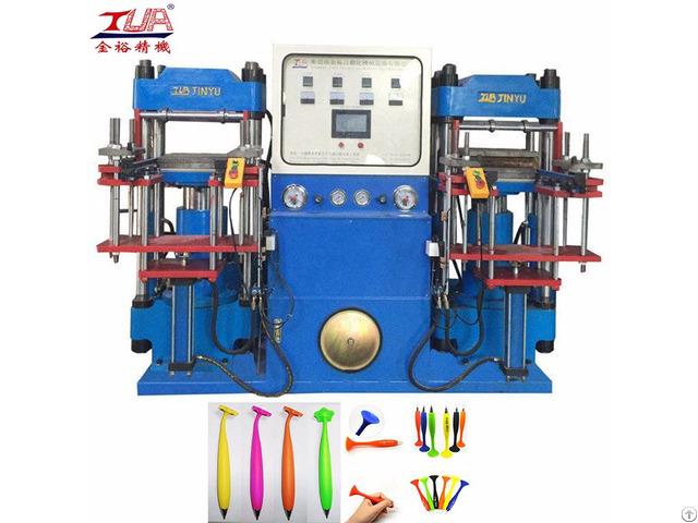 Multicolor Silicone Pen Heating Machine