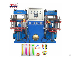 Multicolor Silicone Pen Heating Machine