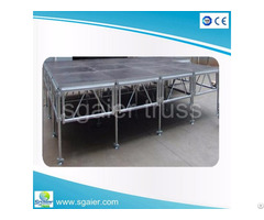 Strong And Durable Event Stages Used Portable Stage For Sale