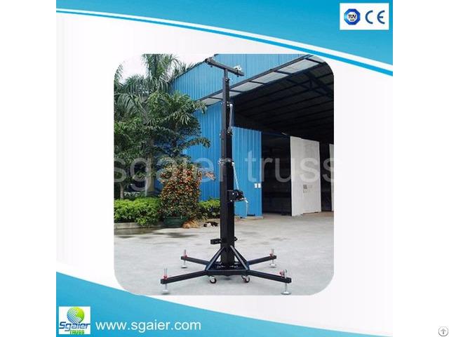 6feet Up To 15 Feet Height Truss Crank Stand