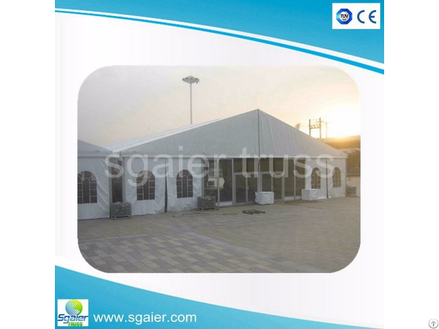 Transparent Luxury Wedding Tent