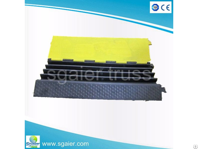 Outdoor Plastic Cable Protector