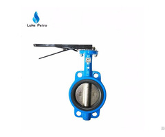 Dn200 Butterfly Valve Manual High Pressure Customized