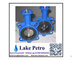 Butterfly Valve Manual High Pressure Fluorine