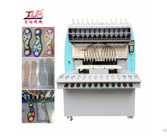 China Pvc Shoes Sole Dripping Machine