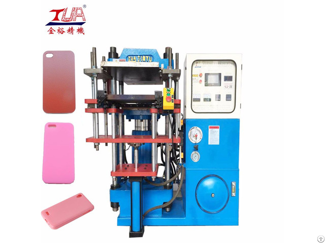 Plastic Silicone Cell Phone Cases Making Machine