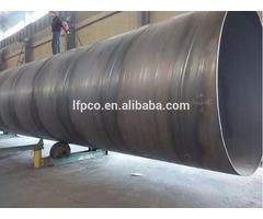 Api 5l Spiral Steel Pipe 48 Inch