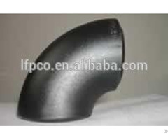 Short Radius Carbon Steel Pipe Elbow