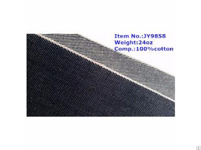 24oz Heavy Weight Selvedge Denim Wholesale Fabric Jy9858