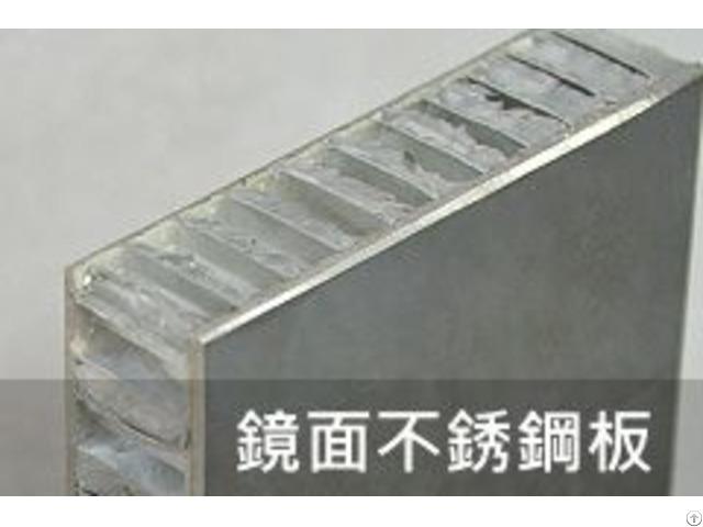Aluminum Honeycomb Core Sandwich Stainless Steel