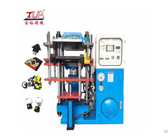 Silicone Hydraulic Machine Making Trademark