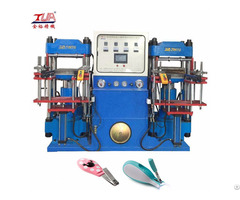 Silicone Nail Clipper Cover Moulding Machine