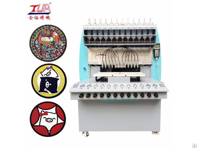 Soft Plastic Cup Coaster Dispensing Machine