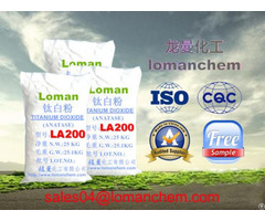 Anatase Titanium Dioxide Tio2 99% And Whiteness 98%