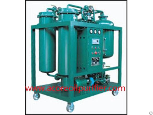 Steam Turbine Lubricating Oil Purifier